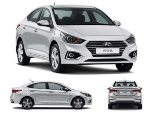For price details on Hyundai Verna in Gurgoan visit CarzPrice