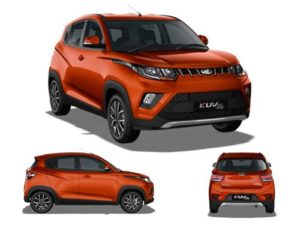 View Price & Offers on Mahindra KUV100 NXT at CarzPrice